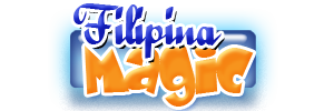 Filipina Magic Banner